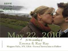Niagara Falls Wedding In May in Lewiston, NY, USA