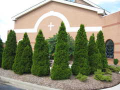 Immaculate Heart-Mary Church - Ceremony - 4145 Johnson Street, High Point, NC, United States