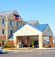 Fairfield Inn - Hotels/Accommodations - 1625 Yeager St, Port Huron, MI, 48060
