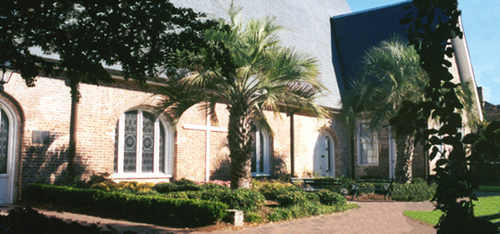 St. Lukes Chapel - Ceremony Sites - 181 Ashley Avenue, Charleston, SC