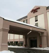 Hampton Inn Champaign/urbana - Hotels/Accommodations - 1200 W University Ave, Urbana, IL, United States