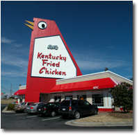 The Big Chicken - Attractions/Entertainment - 12 Cobb Pkwy NE, Marietta, GA, 30062