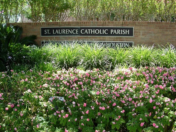 St Laurence Catholic Church - Ceremony Sites - 3100 Sweetwater Blvd, Sugar Land, TX, 77479