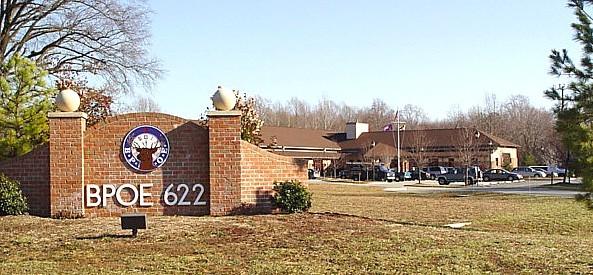 The Elks Lodge