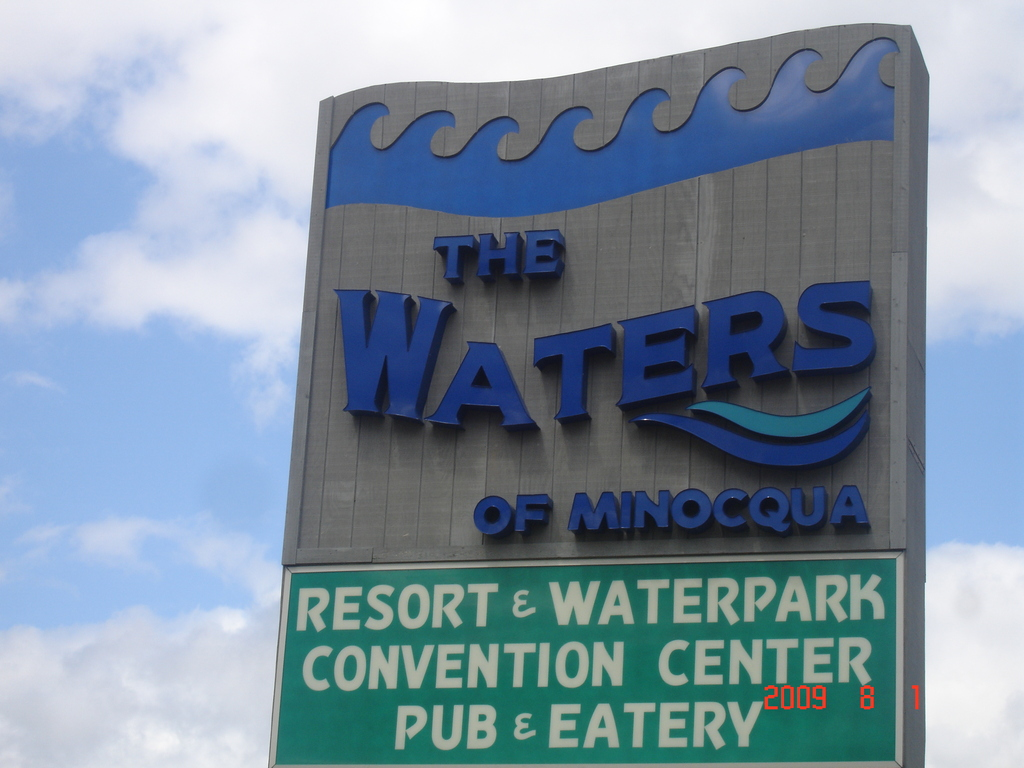 The Waters Of Minocqua - Hotels/Accommodations, Reception Sites - 8116 Highway 51, Minocqua, WI, United States