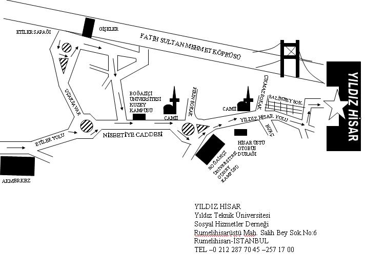 Yıldız Hisar - Ceremony Sites - Rumelihisarı Mh. , Salihbey Sk. No:6, Rumelihisarı, İstanbul, 34470, Türkiye