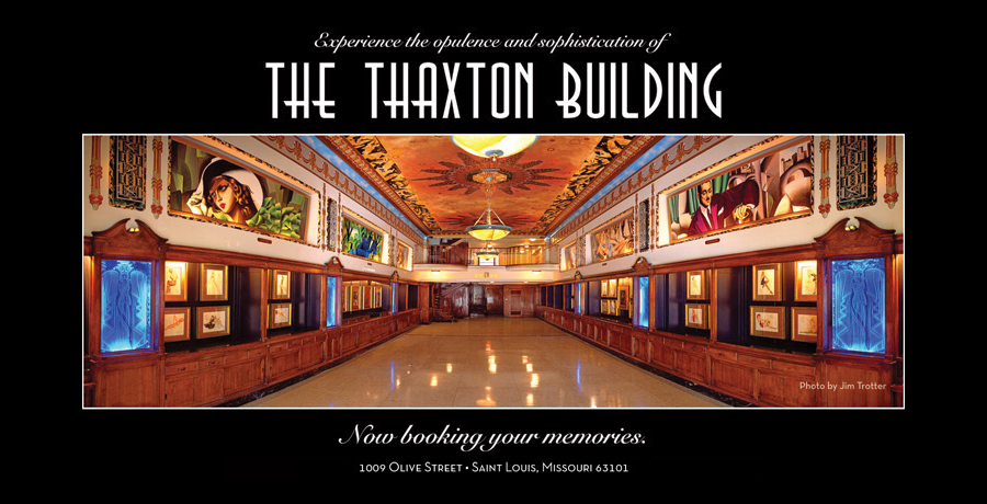 The Thaxton - Ceremony Sites, Reception Sites - 1009 Olive St, St Louis, MO, 63101