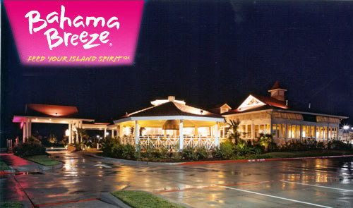 Bahama Breeze - Restaurants - 2750 Sawgrass Mills Cir, Sunrise, FL, United States
