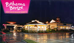Bahama Breeze - Dinner - 2750 Sawgrass Mills Cir, Sunrise, FL, United States