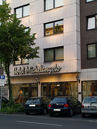 Hotel Michelangelo - Hotels/Accommodations - Roßstraße 61, Düsseldorf, Nordrhein-Westfalen, Germany