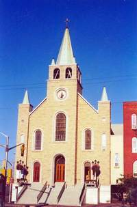 St. Anthony's Of Padua Church - Ceremony Sites - 427 Booth St, Ottawa, ON, K1R