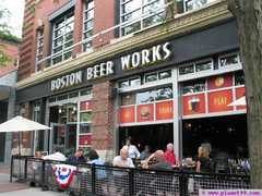 Boston Beer Works $$ - Pubs - 61 Brookline Avenue, Boston, MA, United States