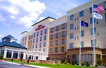 Hilton Garden Inn - Hotels/Accommodations - 5255 Noggle Way, I-65 Exit #101, Indianapolis, Indiana, 46237