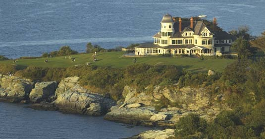 Castle Hill Inn - Ceremony Sites, Reception Sites - 590 Ocean Ave, Newport, RI, 02840