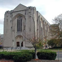 Centenary Umc - Ceremony Sites - 646 W 5th St, Winston-Salem, NC, 27101