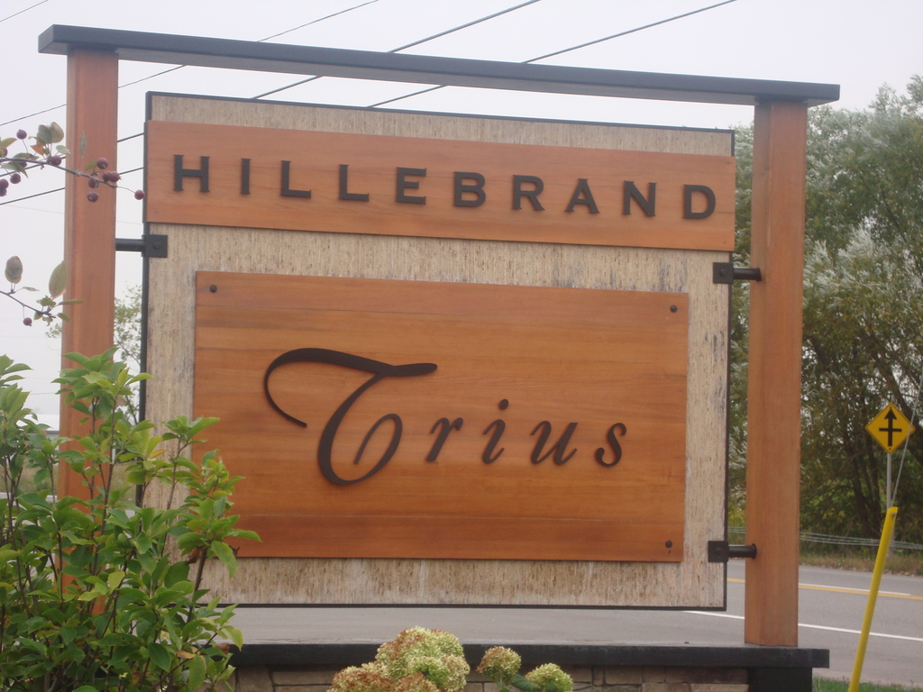 Hillebrand Winery - Attractions/Entertainment, Restaurants, Wineries - 1249 Niagara Stone Road, Niagara-on-the-Lake, ON, Canada