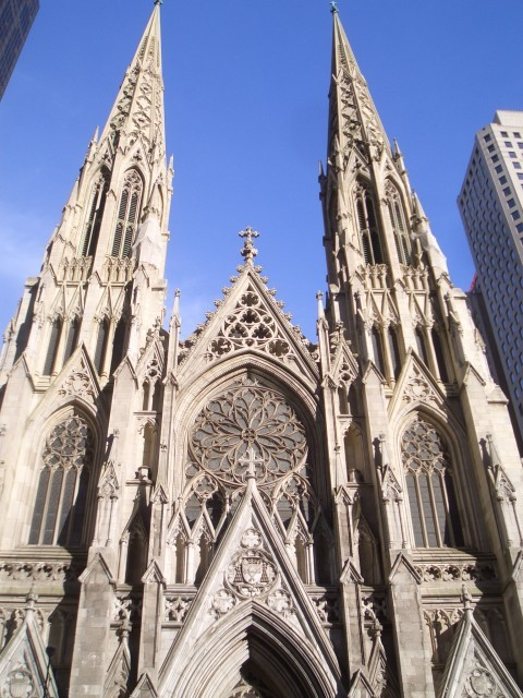 St Patrick's Cathedral - Ceremony Sites - 460 Madison Ave, New York, NY, 10022, US