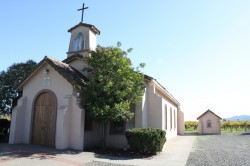 Holy Family Mission Church - Ceremony Sites - 1241 Niebaum Ln, St Helena, CA, 94574