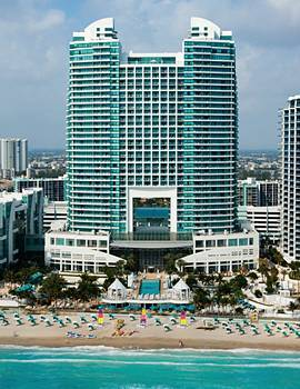 Reception At The Westin Diplomat - Hotels/Accommodations, Ceremony Sites, Reception Sites - 3555 S Ocean Dr, Hollywood, FL