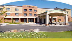 Courtyard by Marriott Hamilton - Hotel - 1224 Upper James Street, Hamilton, ON, L9C 3B1, Canada