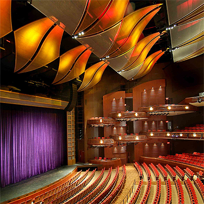 Cobb Energy Performing Arts Centre - Attractions/Entertainment, Ceremony &amp; Reception - 2800 Cobb Galleria Parkway, Atlanta, GA, United States