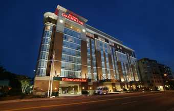 Hilton Garden Inn - Hotels/Accommodations - 1715 Broadway, Nashville, TN, 37203