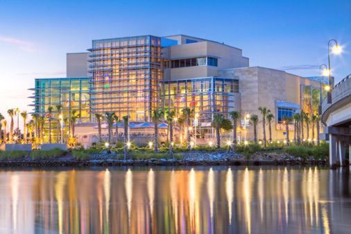 Tampa Bay Performing Arts Center - Reception Sites, Attractions/Entertainment - 801 Old Water Street, Tampa, FL, United States