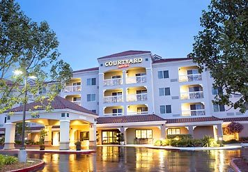 Courtyard Marriott Novato - Hotels/Accommodations - 1400 N Hamilton Pkwy, Novato, CA, 94949