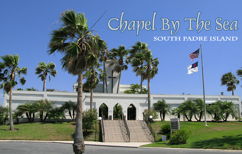Chapel By The Sea - Ceremony Sites - Isla Blanca Park, South Padre Island, TX, United States