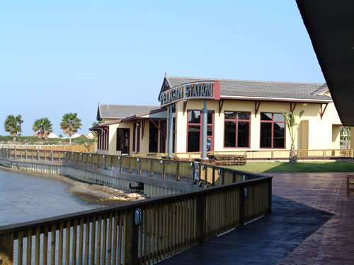 Pelican Station Restaurant - Restaurants, Reception Sites - 201 S Garcia St, Port Isabel, TX, United States