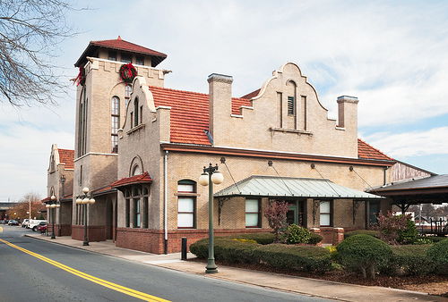 The Salisbury Station - Reception Sites - 215 Depot St, Salisbury, NC, 28144