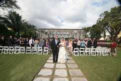 The One & Only Ocean Club - The Cloisters - Ceremony Venue - Bahamas