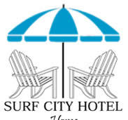 Surf City Hotel - Hotels - 800 N Long Beach Blvd, Surf City, NJ, 08008