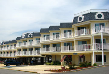 Drifting Sands Motel - Hotels/Accommodations - 119 East 9th Street, Ship Bottom, NJ, United States