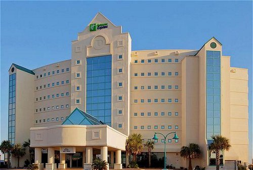 Holiday Inn Express - Hotels/Accommodations - 333 Fort Pickens Road, Pensacola Beach, FL, 32561