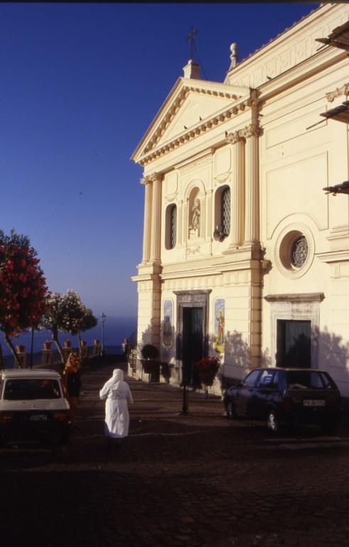 Parrocchia S. Maria Delle Grazie - Ceremony Sites - Via Le Camere, Vietri sul Mare, Campania, Italy