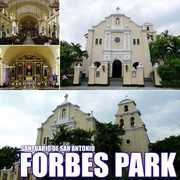 Santuario de San Antonio - Wedding Ceremony - Narra Avenue, Makati City, National Capital Region, Philippines