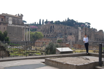 Roman Forum - Attractions/Entertainment - Roman Forum, 00186 Rome, Rome, Lazio, IT