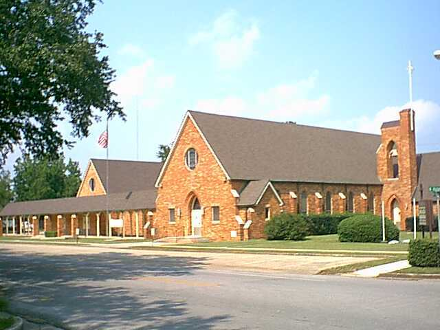 St. Paul's Lutheran Church - Ceremony Sites - 400 N Alston St, Foley, AL, 36535