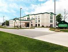 Wingate by Wyndham - Hotel - 700 Block Of E. Kaliste Saloom, Lafayette, LA, United States