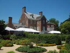 Ceremony - The William Paca House & Gardens - Reception - 186 Prince George St, Annapolis, MD, 21401