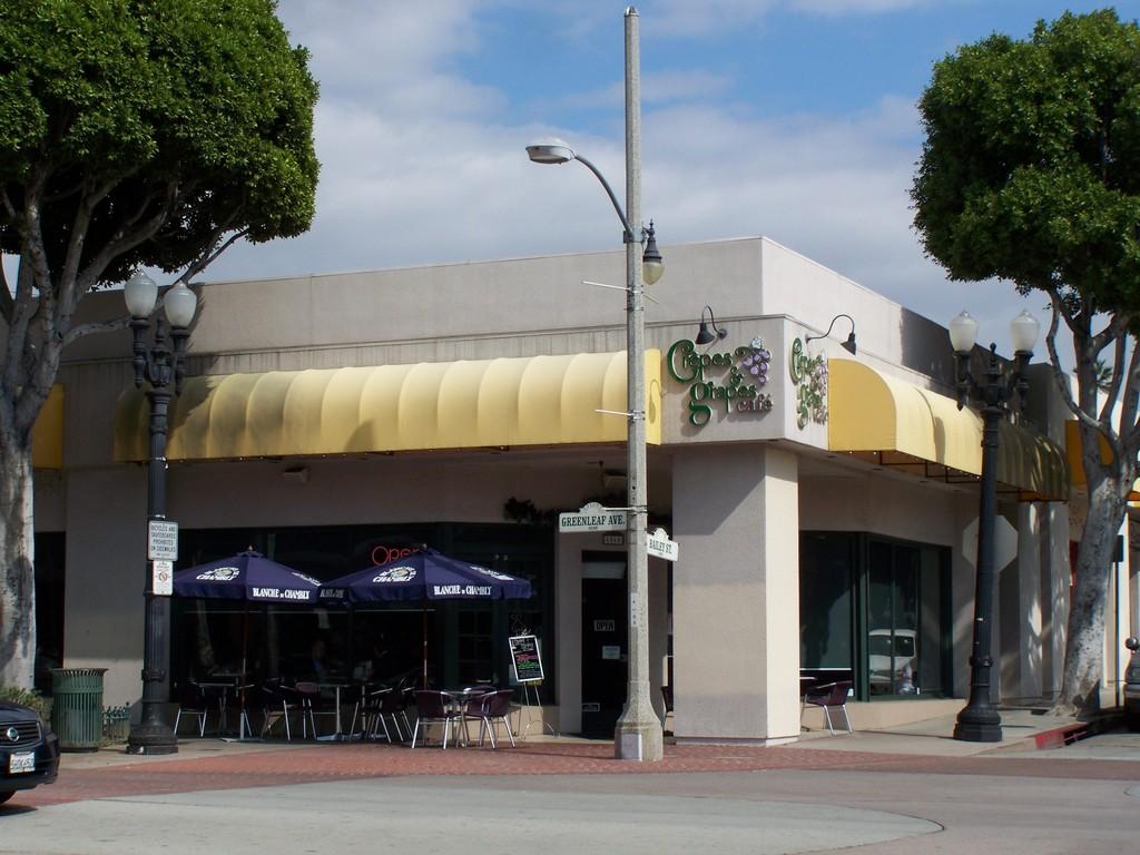 Cafe Whittier Ca
