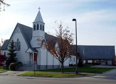 St John's Episcopal Church - Ceremony Sites - 524 Washington Ave, Grand Haven, MI, 49417
