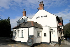Legh Arms - Bars/Nightife - Brook Street, Knutsford, United Kingdom