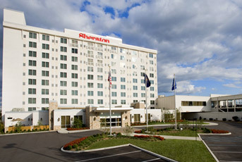 The Sheraton - Hotels/Accommodations - 700 W Riverside Dr, Jeffersonville, IN, 47130