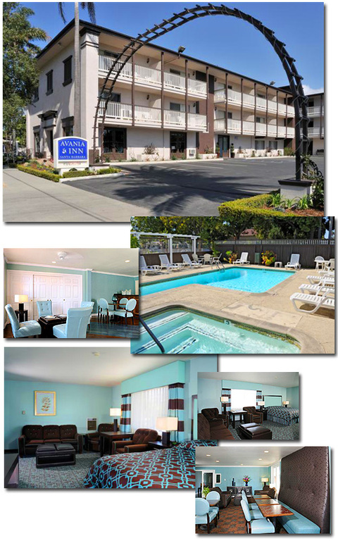 Ivania Inn - Hotels/Accommodations - 128 Castillo St, Santa Barbara, CA, 93101