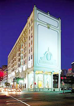 Le Pavillon Hotel - Reception Sites, Ceremony Sites, Hotels/Accommodations - 833 Poydras St, New Orleans, LA, 70112, US