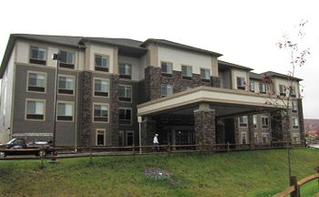 Best Western University Park Inns & Suites - Hotels/Accommodations - 115 Premiere Drive, State College, PA