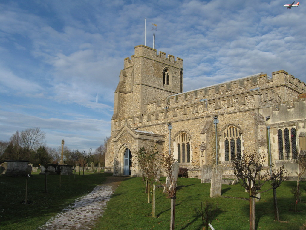 All Saints Church, St Pauls Walden - Ceremony Sites -