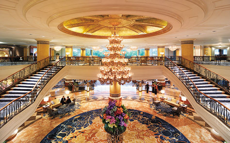 Makati Shangri-la - Hotels/Accommodations, Reception Sites - Ayala Avenue, Makati City, Metro Manila, Philippines